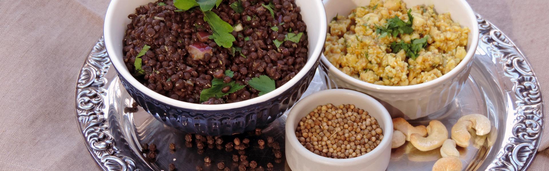 Ayurvedische Gerichte